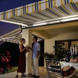 Die Gelenkarmmarkise Ist Eine Typische Terrassen Markise